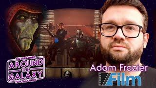 Star Wars Future Stories with Adam Frazier from SlashFilm talks