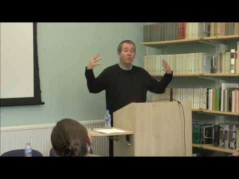 #2 David Nash – Blasphemy laws in historical and contemporary perspective