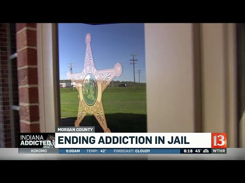 Ending addiction in jail