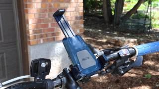 iOttie Active Edge Smartphone Bike Mount | BEST PHONE BIKE MOUNT?