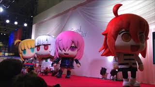Anime Japan 2018 FGO Gudako and the gang