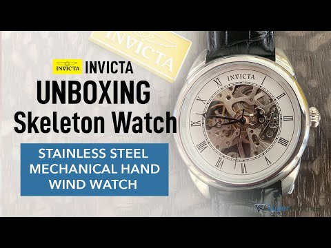 Invicta Skeleton Watch - our review