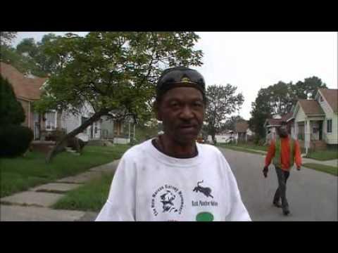 Charlie Leduff gets action to pick up trash in Detroit (Sept. 26th, 2012)