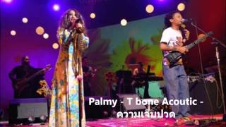 Palmy - T Bone Acoustic - ความเจ็บปวด