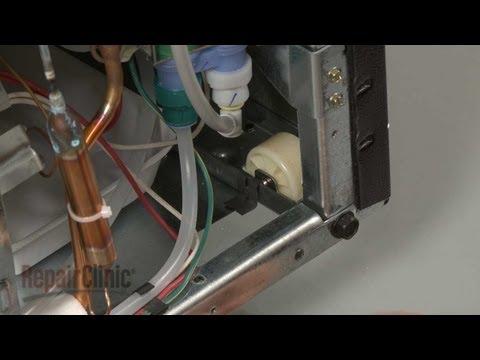 Rear Rollers - Whirlpool Refrigerator
