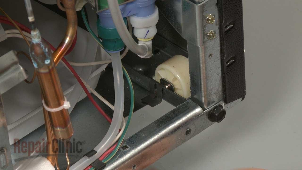 Whirlpool Refrigerator Rear Wheel Replacement #4388239