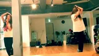 emu2emu(エムエム) 赤坂GLAFFITI iMovieで作ってみた.