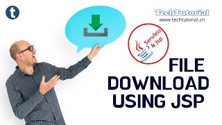 [Java]File Download in JSP Ser…