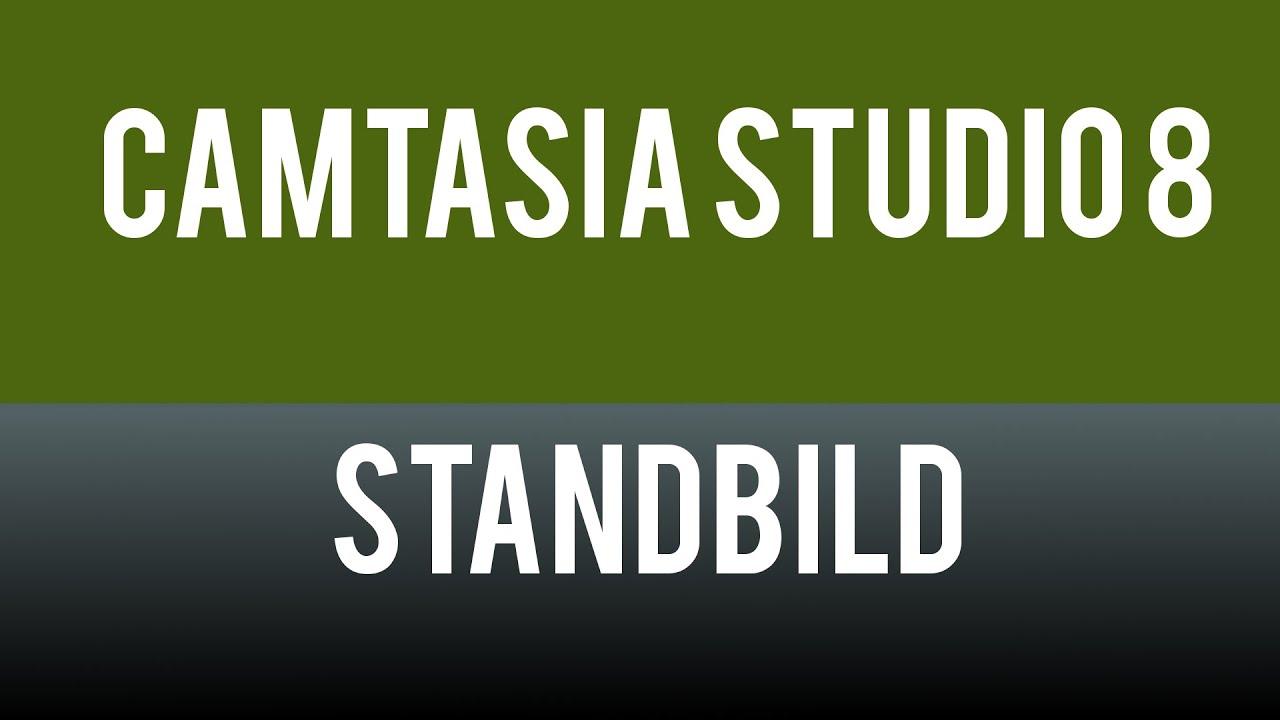 Quick Tutorial - Camtasia Studio 8 - Standbild - freeze frame [HD ...
