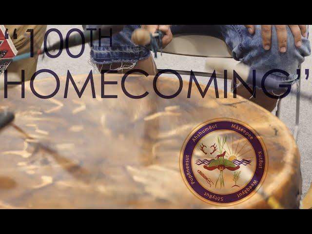 Mashpee Wampanoag 100th Homecoming Social