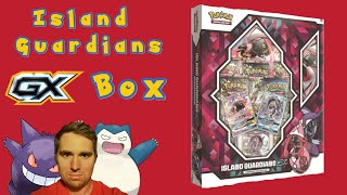 Island Guardians GX Premium Collection Box opening! (Tapu Lele Box)