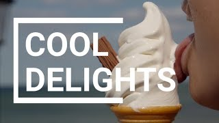 Cool delights