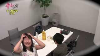 「ナゼ水カケルスムニダ?」怒りに任せた韓国語が炸裂【Angry Girl キレる女】