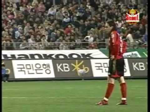 [HL] 20050413 - FC Seoul vs Suwon Samsung BlueWings