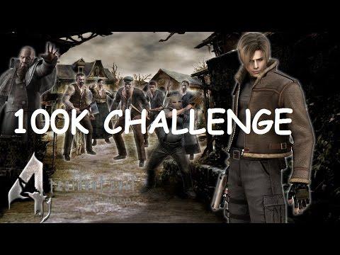 Resident Evil 4 MERCENARIES 100k Challenge 4
