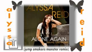 DJ TOTAL Present Alyssa Reid - Alone Again (jump smokers monster remix)