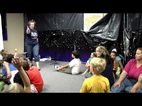 A Day at Sky VBS | Vacation Bible School | 2012 Easy VBS | Group