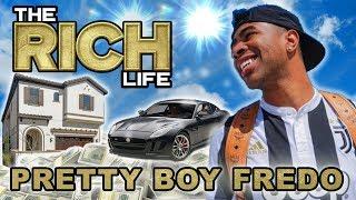 Pretty Boy Fredo | The Rich Life | Orlando Mansion, Jaguar F Type, Camaro & more