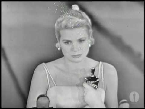 Grace Kelly Wins Best Actress: 1955 Oscars