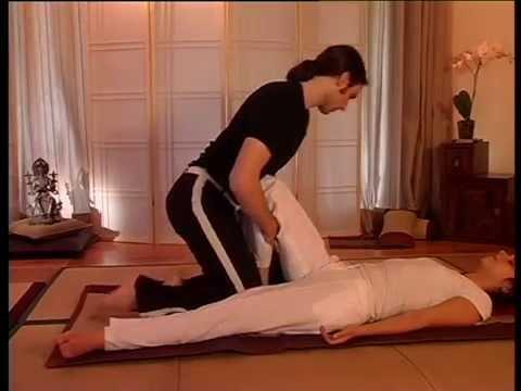Massage Thai Nuad Bo Ran - Technique de massage