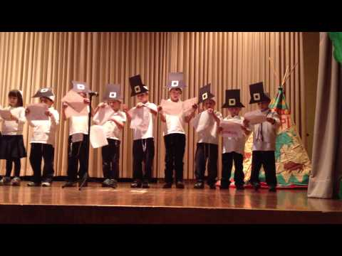 Conejo Jewish Day School Thanksgiving Play