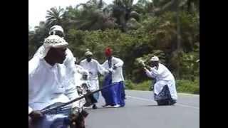 Nnabo 1 - Efik Masquerade