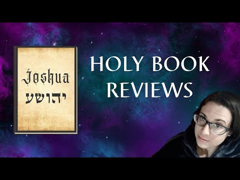 Joshua is Extra | Holy Book Reviews