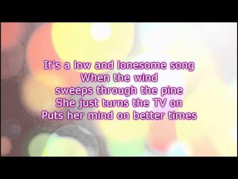 The Lone Bellow -  Fake Roses (Lyrics)