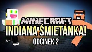 minecraft indiana śmietanka 2 czarny pan
