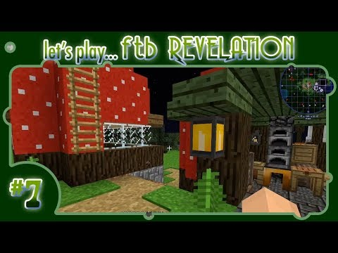 Let's Play    FTB Revelation! #7: My new BFF, the Feral