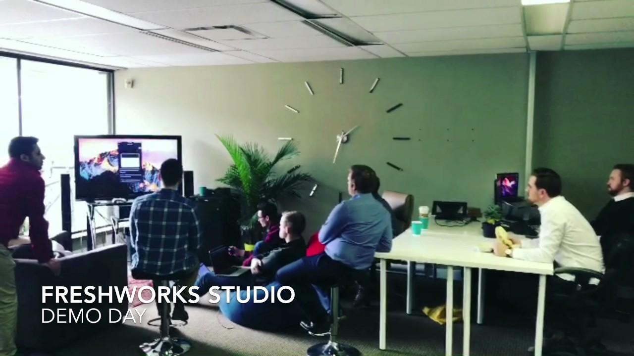 sneak peek google office. FreshWorks Studio - Office Sneak Peek Google