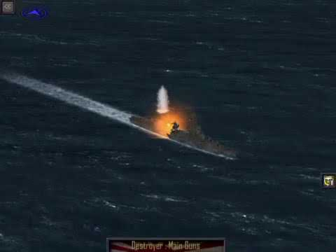 Pacific fleet game trailer