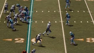 NFL 2013 Week 17 - New York Jets vs Miami Dolphins - 2nd Half - Madden 25 PS4 - HD