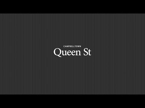 Great Shopping in Queen Street Campbelltown