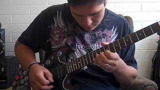Star Spangled Banner - Guitar Solo
