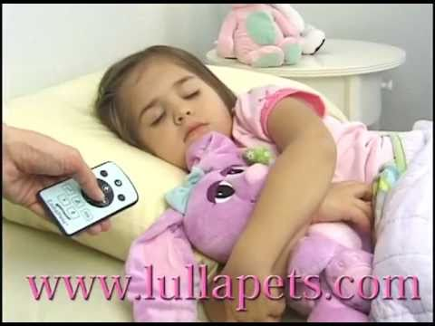 MP3 Player for Kids by LullaPets