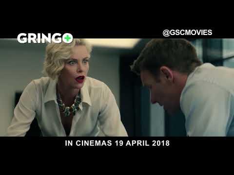 GRINGO - Official Trailer (In cinemas 19 April 2018)
