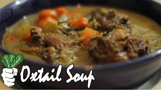 Oxtail Soup/stew Recipe - Paleo - The Manly Green