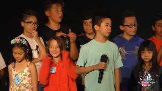 NEW HOPE INTERNATIONAL CHURCH CAMP – Children choir