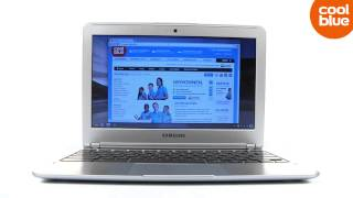 Repeat youtube video Samsung Chromebook Review en Unboxing (NL/BE)