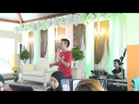 ALA EMAK KAHWIN KAN AKU YAN  TAMPINES WEDDING FUNC 2 5 2015
