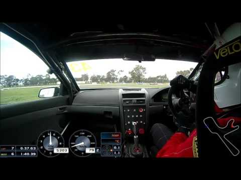 Improved Production Race 3 Round 4 Winton 2016