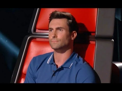 "ADAM LEVINE ""I HATE THIS COUNTRY"" ON ""THE VOICE"" TOP 8 ELIMINATION JUDITH HILL SENT HOME"