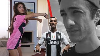 RONALDO GOES TO JUVE [FANS REACTIONS]