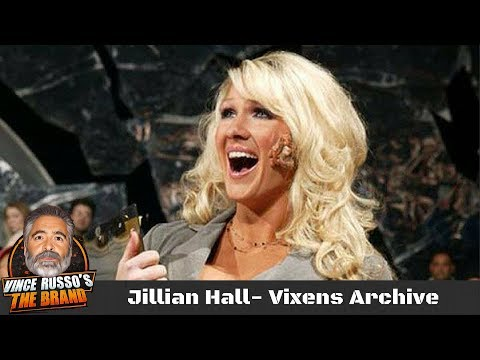 Jillian Hall Shoot Interview w/ Vince Russo - Brand Archive
