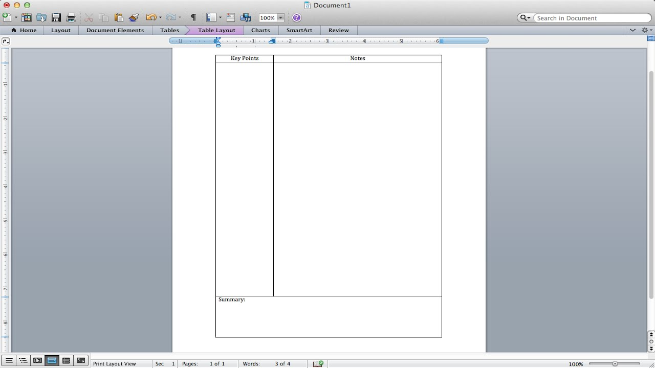Cornell Template Word 10 best images of cornell note paper – Note Paper Template for Word