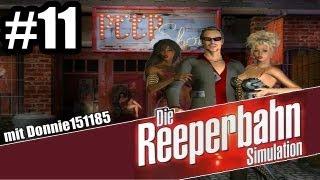 Let's Play Die Reeperbahn Simulation (Die Erben von St. Pauli) #11 - Special Event [GER/Full HD]