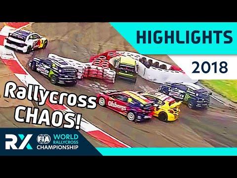 World RX 2018   Best Highlights of the Season so Far!