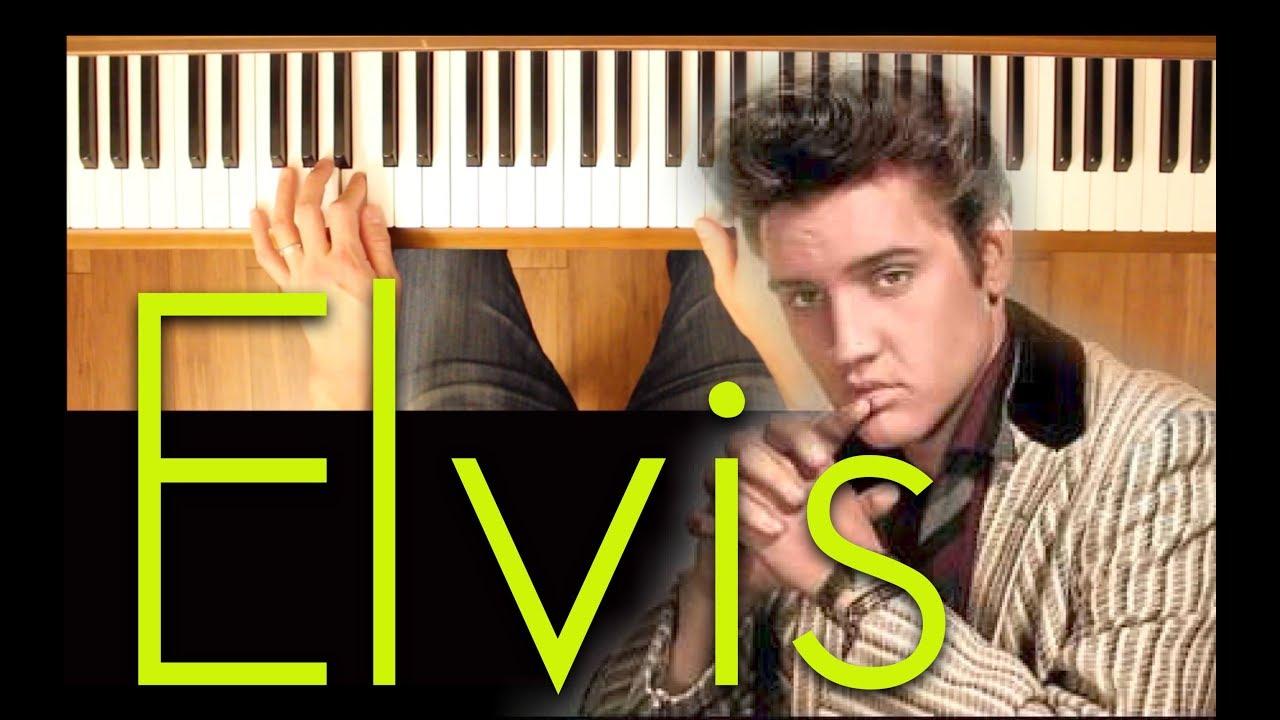The Hawaiian Wedding Song Elvis Presley Intermediate Piano Tutorial