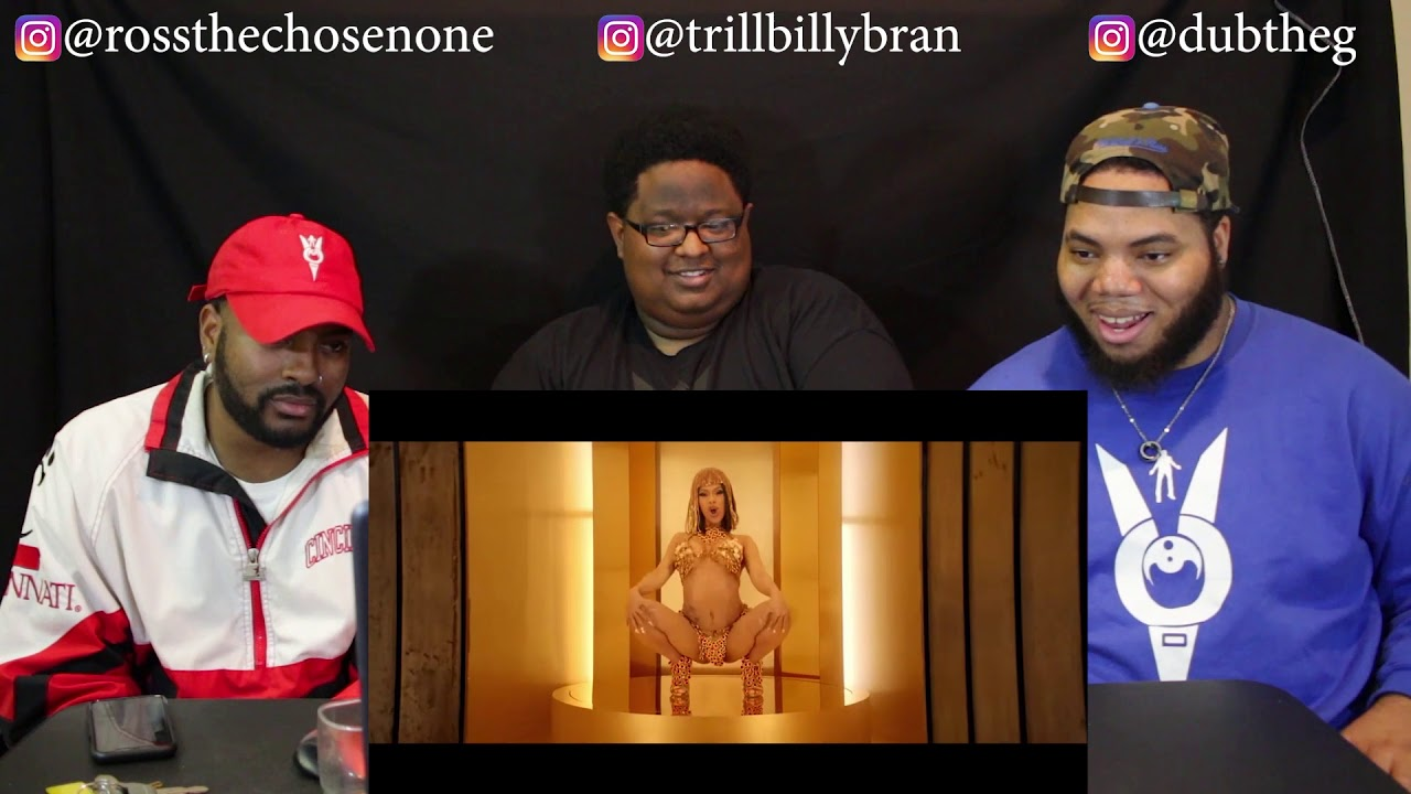 Download Cardi B - Money [Official Music Video] - (REACTION) 😱😱😱